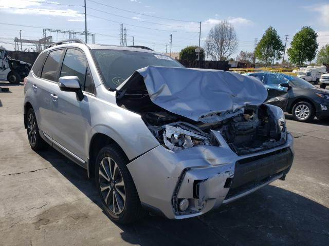 Salvage cars for sale from Copart Wilmington, CA: 2018 Subaru Forester 2