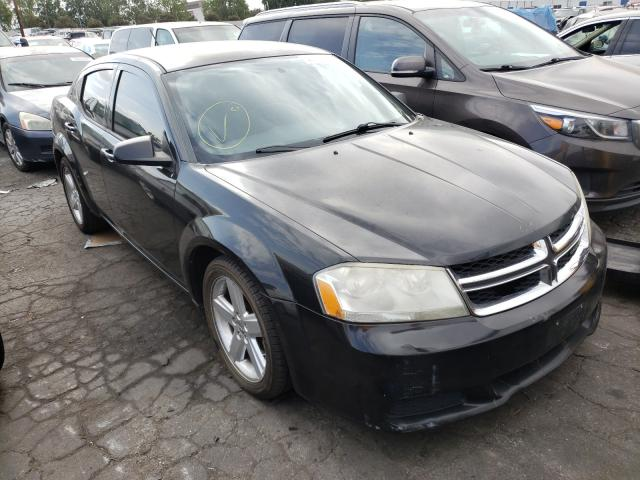 Salvage cars for sale from Copart Colton, CA: 2013 Dodge Avenger