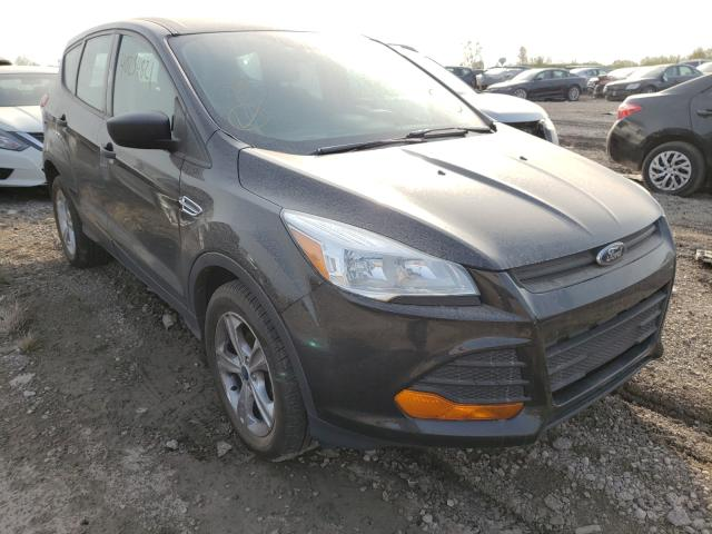 Vehiculos salvage en venta de Copart Elgin, IL: 2016 Ford Escape S