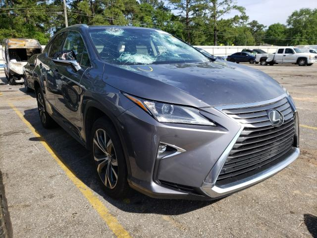Salvage cars for sale from Copart Eight Mile, AL: 2018 Lexus RX 350 Base