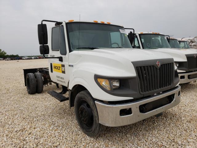International Vehiculos salvage en venta: 2012 International Terrastar