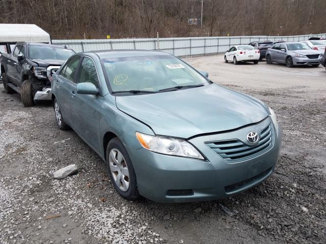 Salvage cars for sale from Copart Hurricane, WV: 2007 Toyota Camry CE