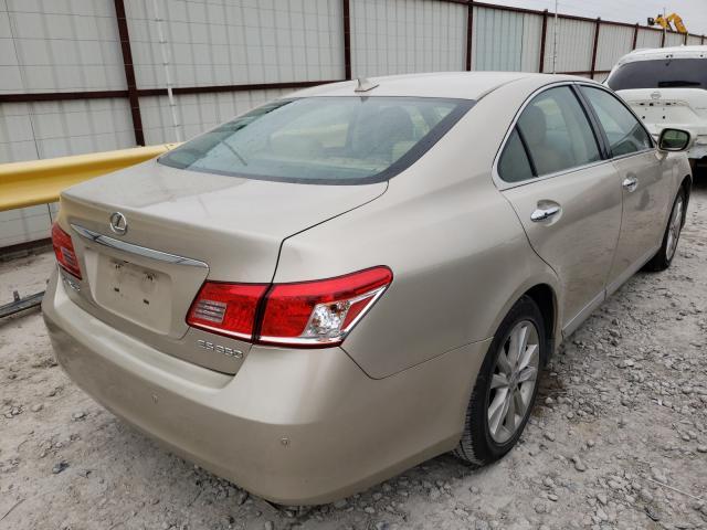 2010 LEXUS GS 350 JTHBK1EG9A2386680
