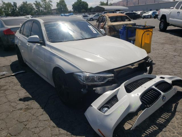 Salvage cars for sale from Copart Colton, CA: 2018 BMW 330E