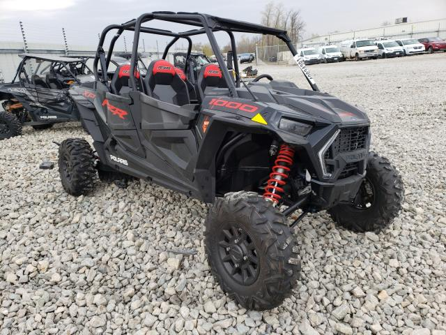 Salvage cars for sale from Copart Appleton, WI: 2020 Polaris RZR XP