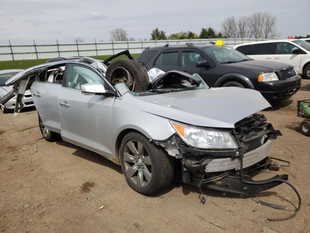 Salvage 2010 BUICK LACROSSE - Small image. Lot 41325351