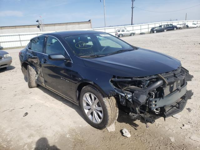 Salvage cars for sale from Copart Columbus, OH: 2020 Chevrolet Malibu LT