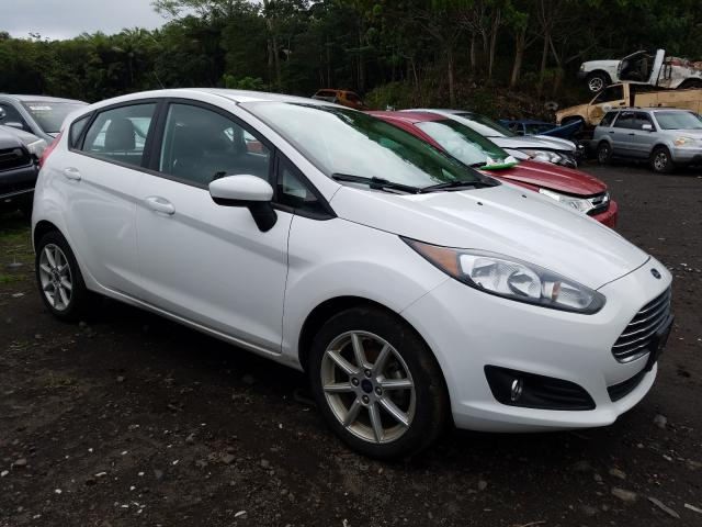 Salvage cars for sale from Copart Kapolei, HI: 2019 Ford Fiesta