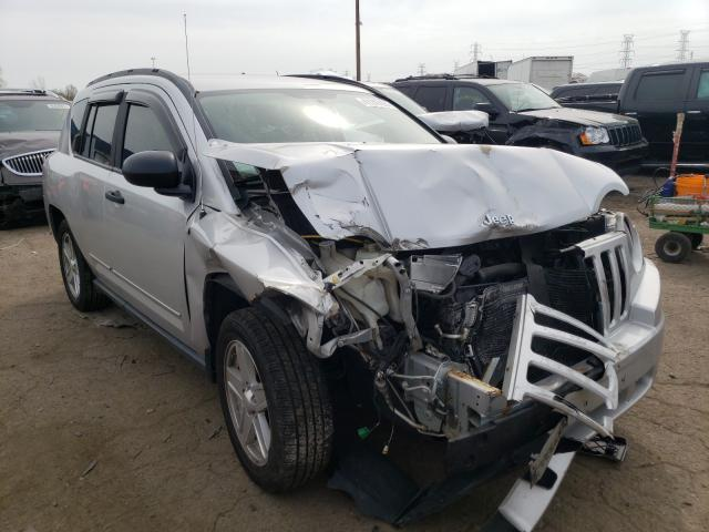 Salvage 2010 JEEP COMPASS - Small image. Lot 41247851