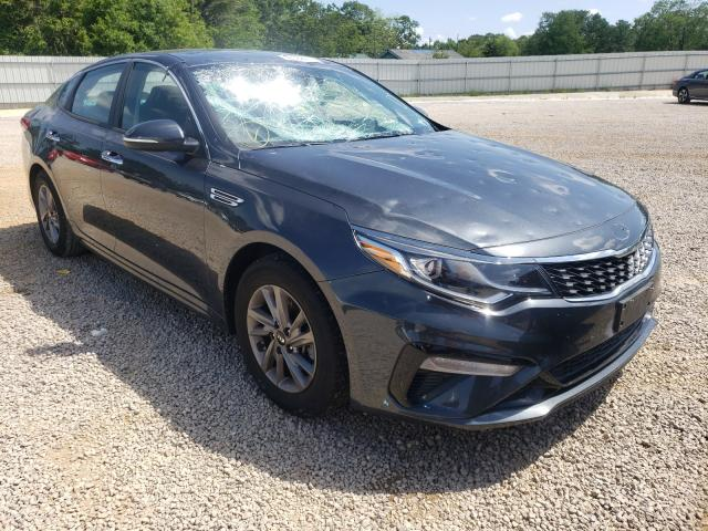 Salvage cars for sale from Copart Eight Mile, AL: 2020 KIA Optima LX