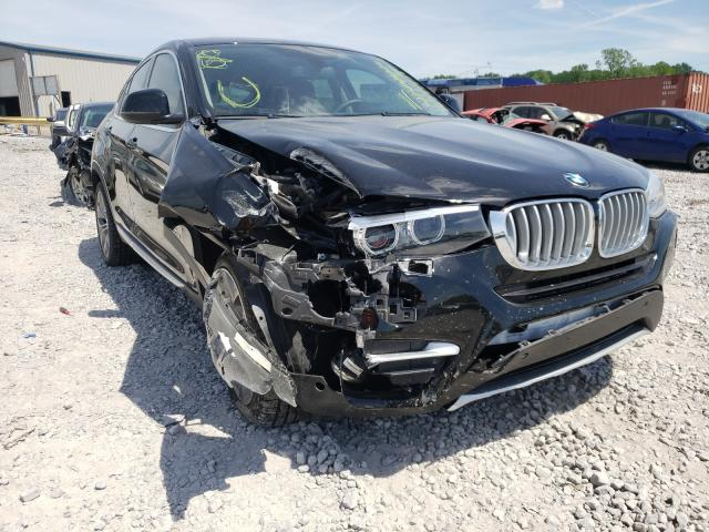 Salvage cars for sale from Copart Hueytown, AL: 2017 BMW X4 XDRIVE2