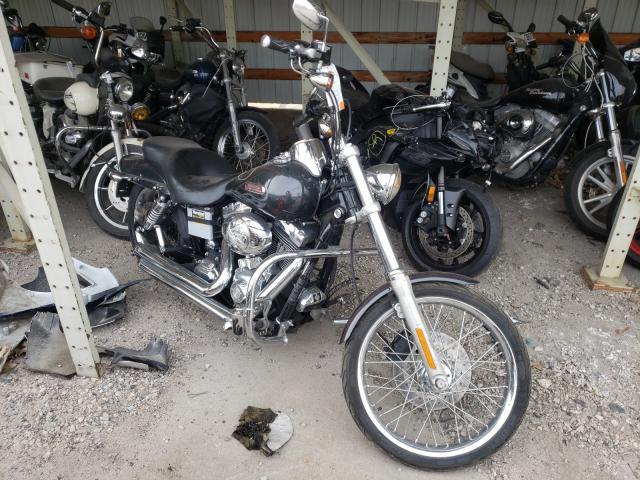 Harley-Davidson salvage cars for sale: 2007 Harley-Davidson Fxdwg