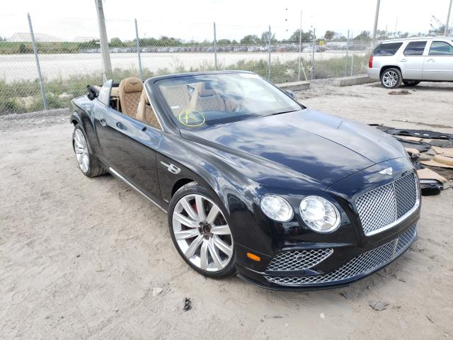 2016 Bentley Continental for sale in West Palm Beach, FL