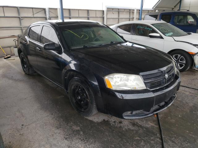 Dodge Vehiculos salvage en venta: 2010 Dodge Avenger SX