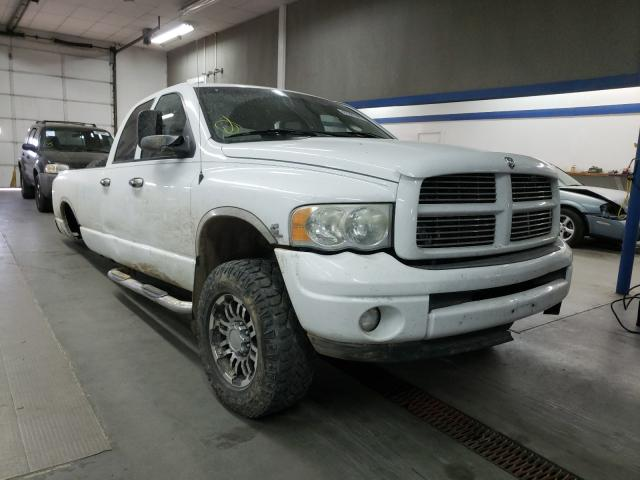 Salvage cars for sale from Copart Pasco, WA: 2004 Dodge RAM 2500 S