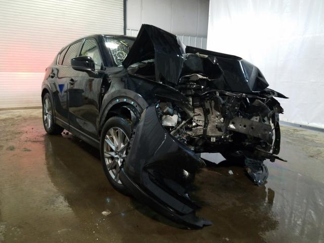 Mazda salvage cars for sale: 2019 Mazda CX-5 Grand Touring