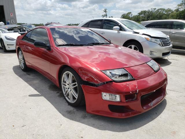 Nissan 300ZX salvage cars for sale: 1990 Nissan 300ZX