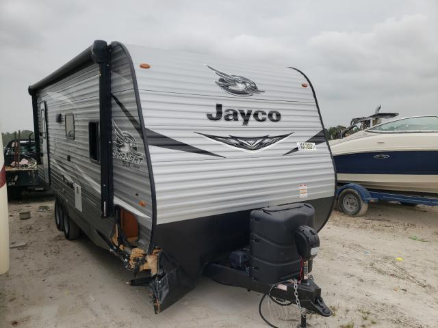 Jayco JAY Flight salvage cars for sale: 2021 Jayco JAY Flight