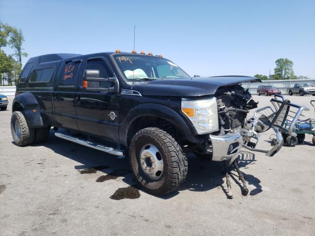 Ford F350 salvage cars for sale: 2012 Ford F350