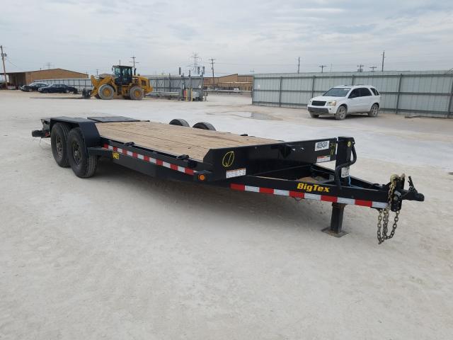 Big Tex salvage cars for sale: 2021 Big Tex Utility Trailer