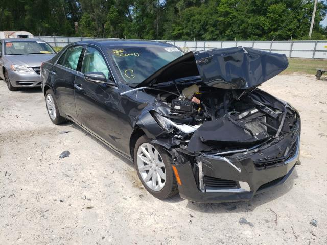 Salvage cars for sale from Copart Ocala, FL: 2015 Cadillac CTS