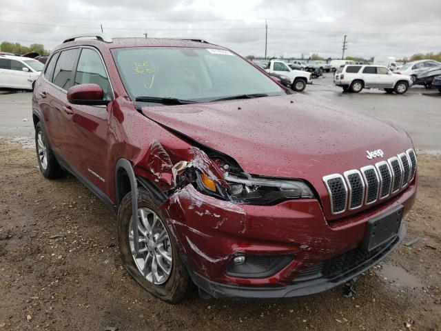 Salvage cars for sale from Copart Nampa, ID: 2020 Jeep Cherokee L