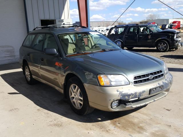 2000 Subaru Legacy Outback for sale in Billings, MT
