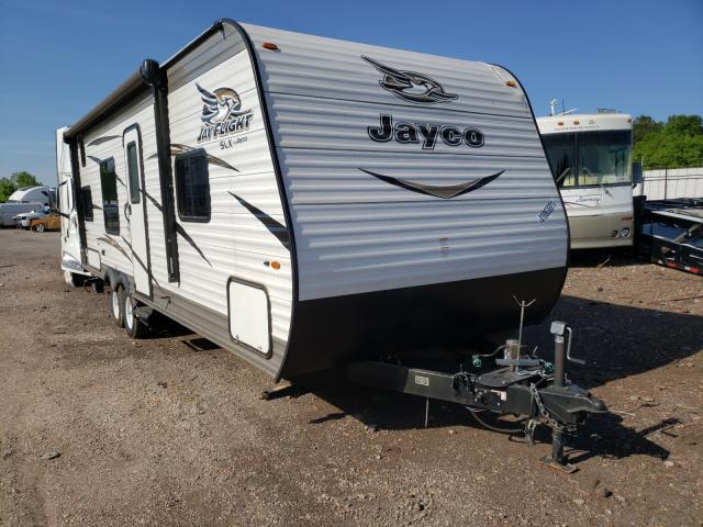 Jayco JAY Flight salvage cars for sale: 2018 Jayco JAY Flight