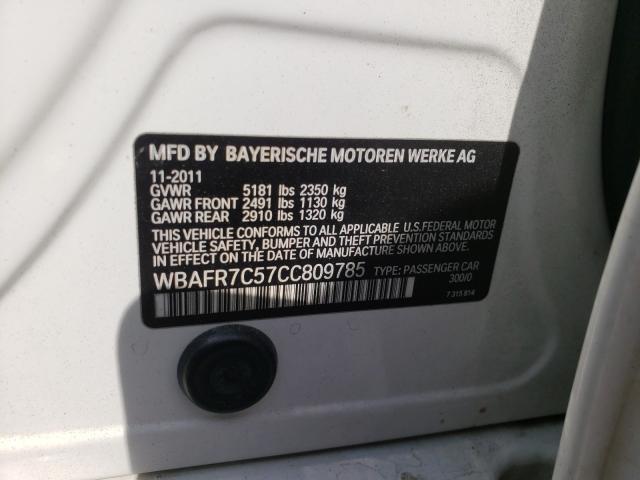 WBAFR7C57CC809785