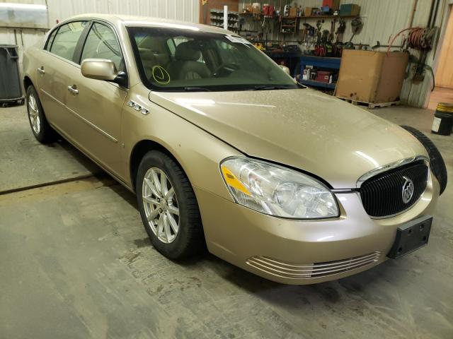 Salvage cars for sale from Copart Avon, MN: 2006 Buick Lucerne CX