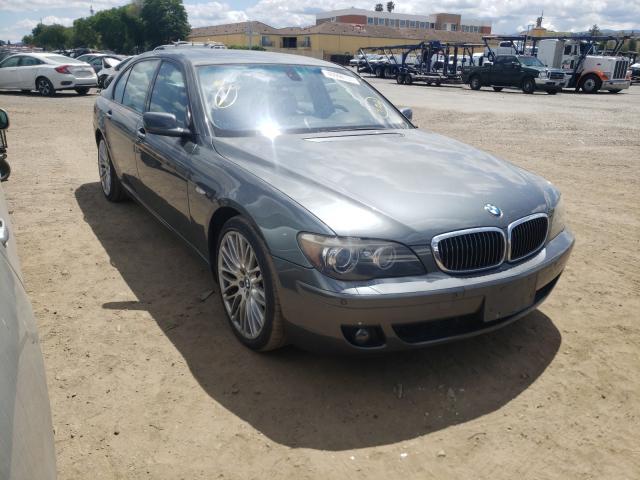 BMW 7 SERIES 2008 0