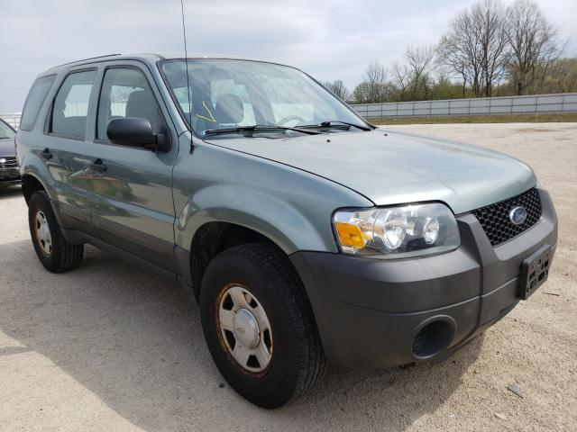 Salvage cars for sale from Copart Milwaukee, WI: 2007 Ford Escape XLS