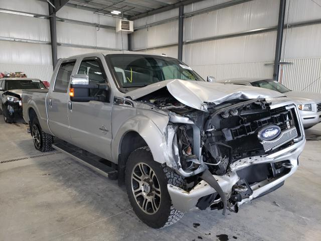 Salvage cars for sale from Copart Greenwood, NE: 2015 Ford F250 Super