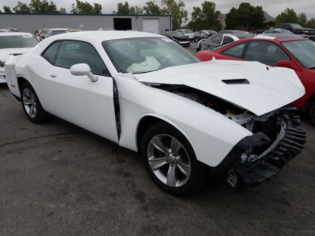Salvage cars for sale from Copart Colton, CA: 2020 Dodge Challenger