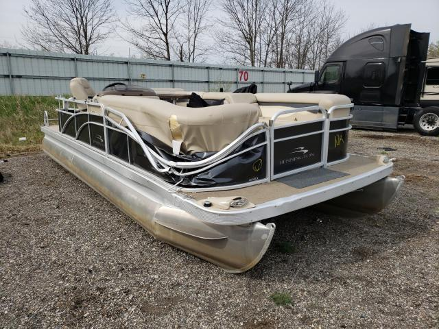 Bennche Pontoon salvage cars for sale: 2014 Bennche Pontoon
