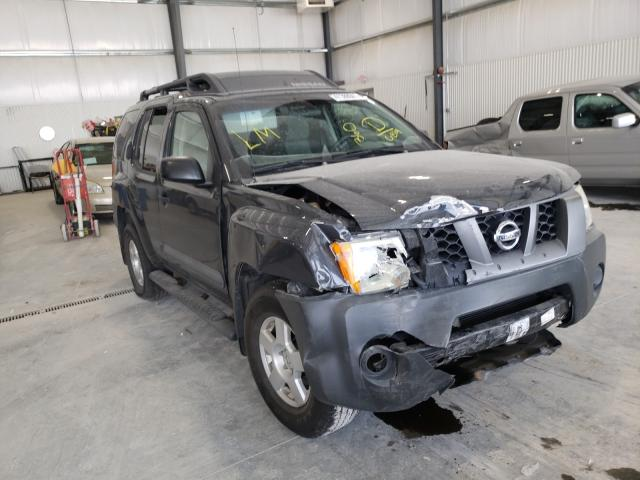 Salvage cars for sale from Copart Greenwood, NE: 2006 Nissan Xterra OFF
