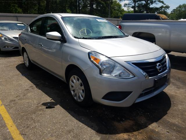 Salvage cars for sale from Copart Eight Mile, AL: 2019 Nissan Versa S