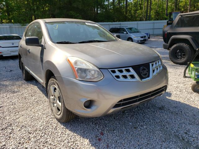 Salvage cars for sale from Copart Knightdale, NC: 2011 Nissan Rogue S