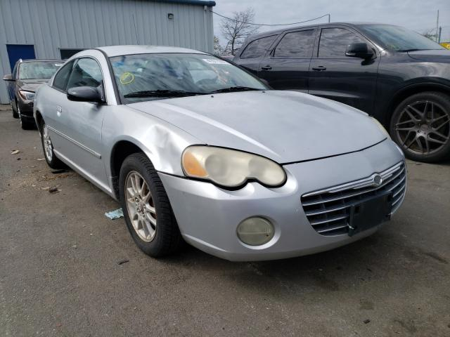 Chrysler Sebring salvage cars for sale: 2003 Chrysler Sebring
