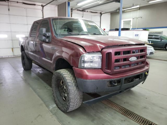 Salvage cars for sale from Copart Pasco, WA: 1999 Ford F250 Super