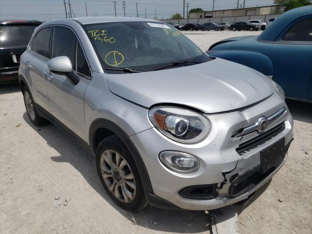 Fiat salvage cars for sale: 2016 Fiat 500X Loung