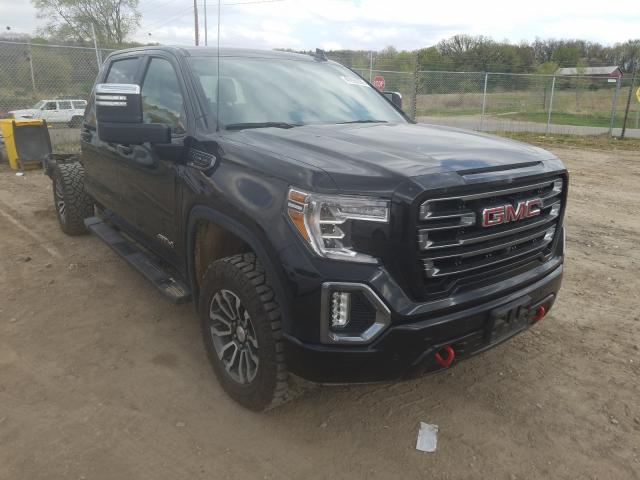 Salvage cars for sale from Copart Madison, WI: 2020 GMC Sierra K15