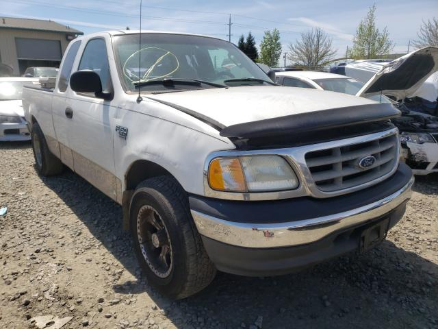 Salvage cars for sale from Copart Eugene, OR: 2003 Ford F150