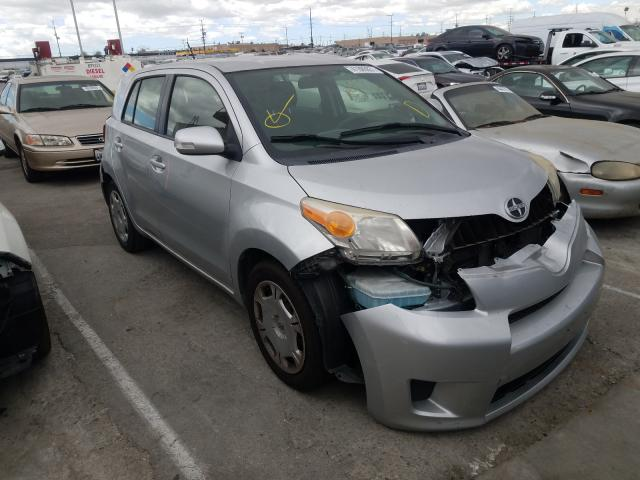 Salvage cars for sale from Copart Sun Valley, CA: 2012 Scion XD