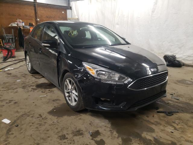 Vehiculos salvage en venta de Copart Ebensburg, PA: 2016 Ford Focus SE