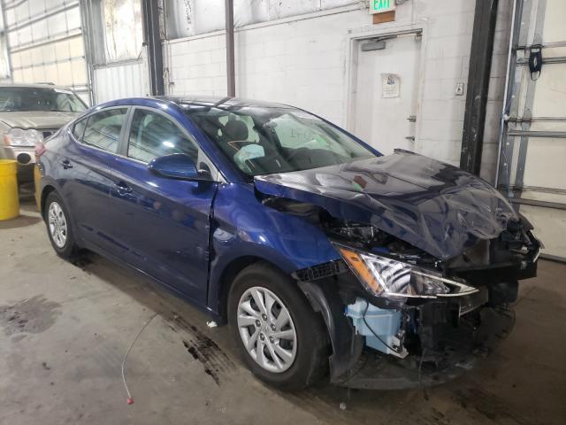 2019 Hyundai Elantra SE en venta en Woodburn, OR