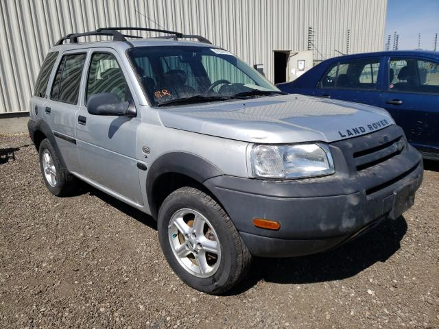 Land Rover Freelander salvage cars for sale: 2002 Land Rover Freelander