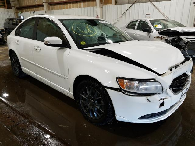 Salvage cars for sale from Copart Anchorage, AK: 2010 Volvo S40 2.4I