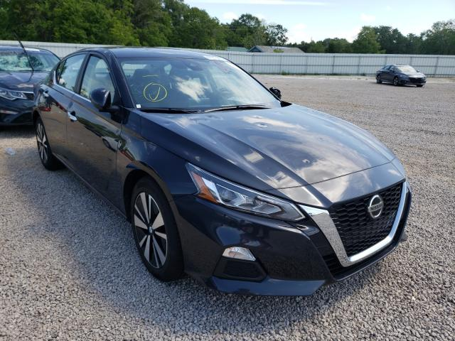 Salvage cars for sale from Copart Eight Mile, AL: 2021 Nissan Altima SV