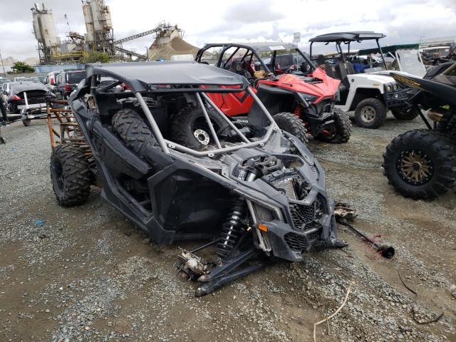 Vehiculos salvage en venta de Copart San Diego, CA: 2017 Can-Am Maverick X